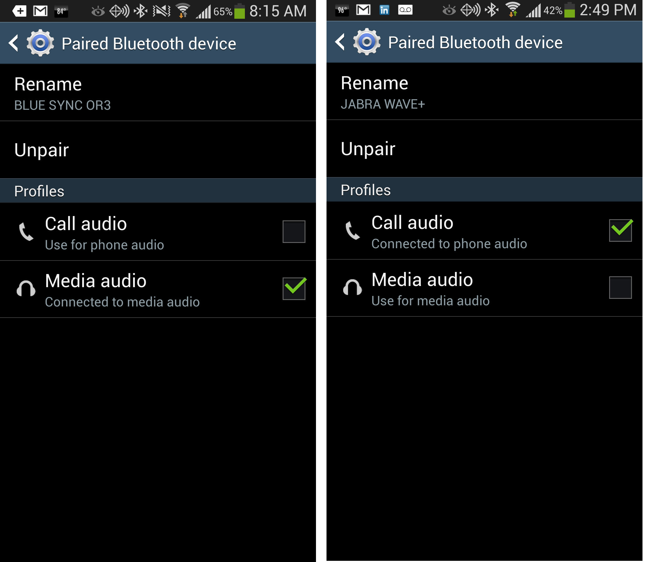 samsung s4 how to change a word auto correct